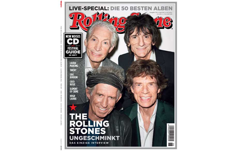 Titelstory: The Rolling Stones