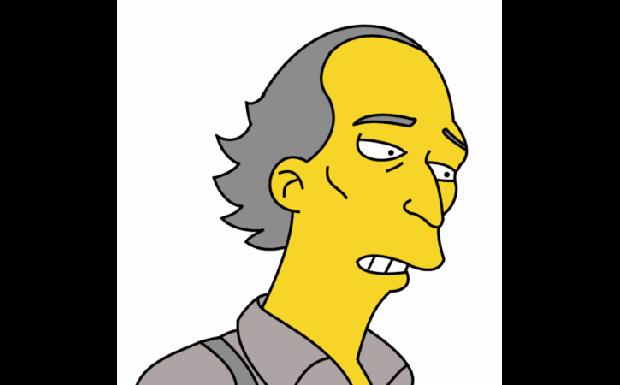 James Taylor bei den Simpsons
