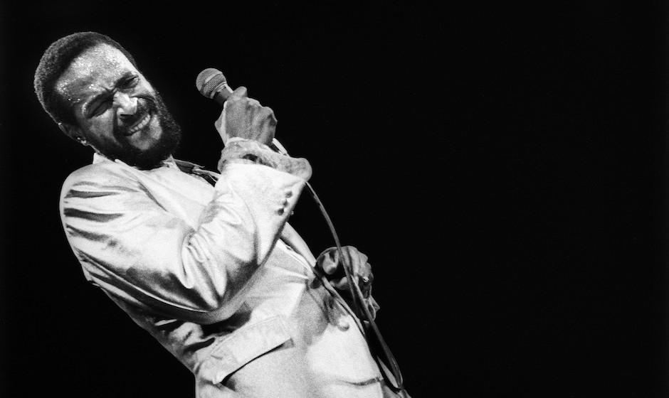 Marvin Gaye, De Doelen, Rotterdam, 1-7-1980, Foto Rob Verhorst