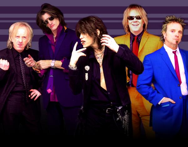 Aerosmith Promo-Bild