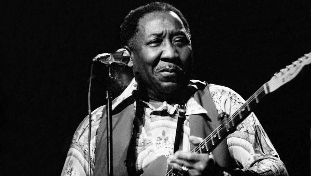 Muddy Waters performing at Buddy Guy's Legends, Chicago, Illinois, January 27, 2007. (Photo by Paul Natkin/Getty Images)