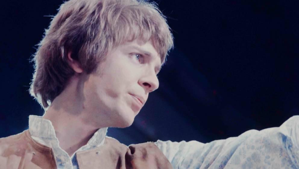 Scott Walker mit den Walker Brothers live 1968