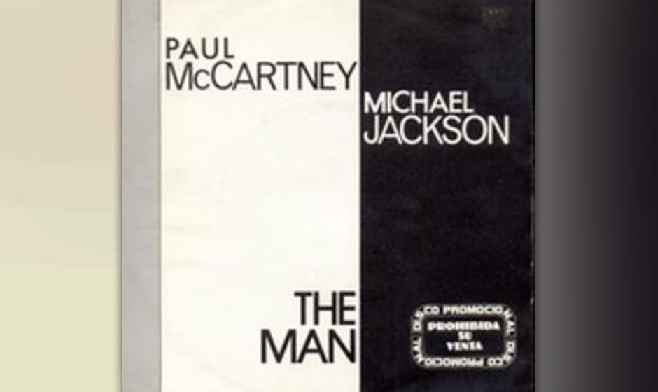 "49. The Man (Auf Pipes Of Peace, 1983). Neben ""Say Say Say"" das zweite Duett mit Michael Jackson auf ""Pipes Of Peace"""