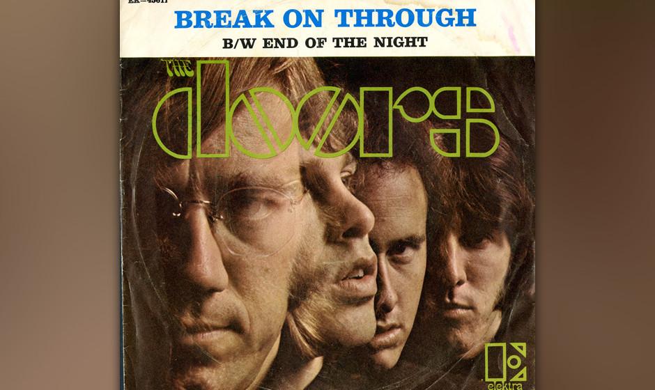 1. Break On Through (To The Other Side). Die Doors waren von beginn an eine große Inszenierung all der Klischees und Pathosf