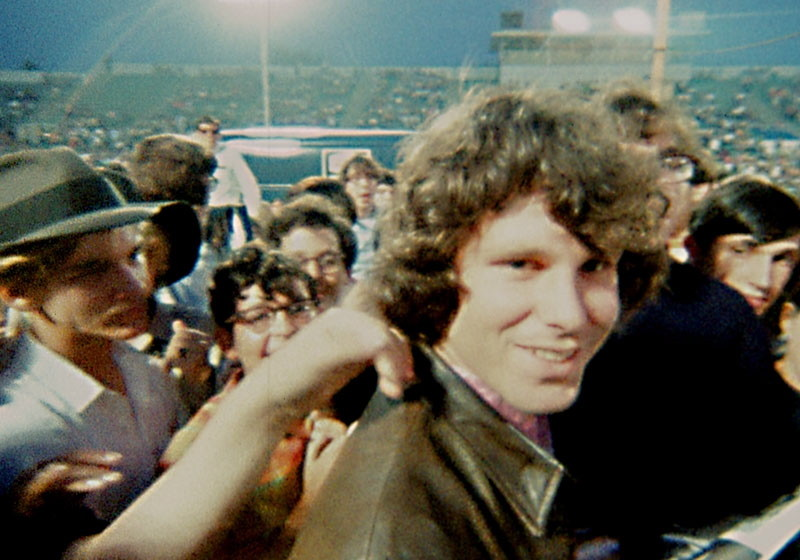 Jim Morrison, der legendäre Sänger von The Doors