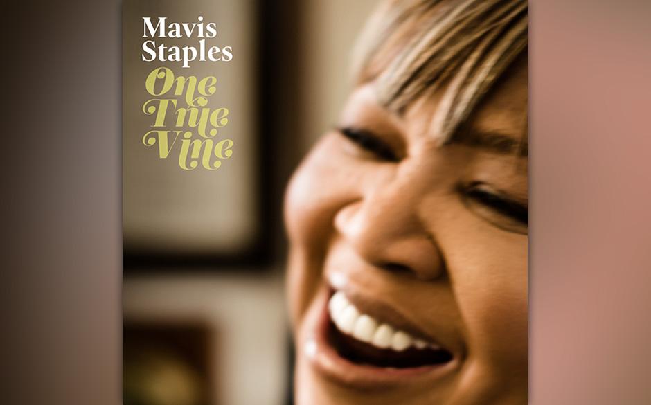 Mavis Staples - 'One TRue Vine' (21.6.)