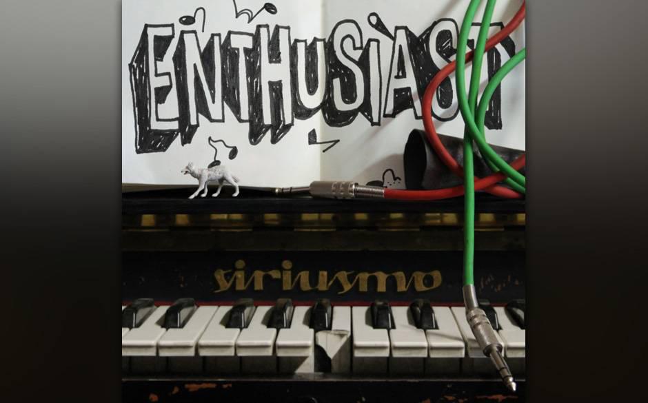 Siriusmo - 'Enthusiast' (14.6.)