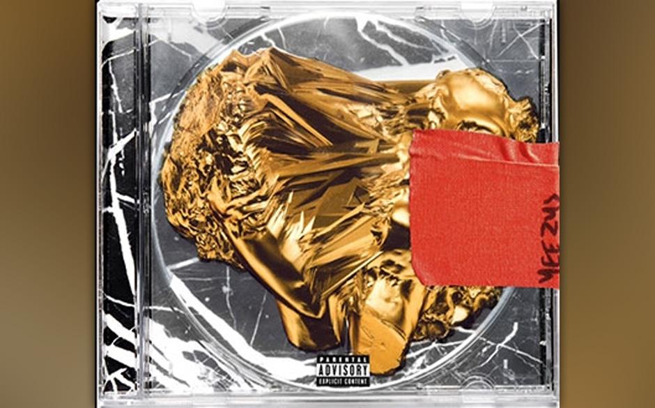 Kanye West – 'Yeezus' (18.6.)