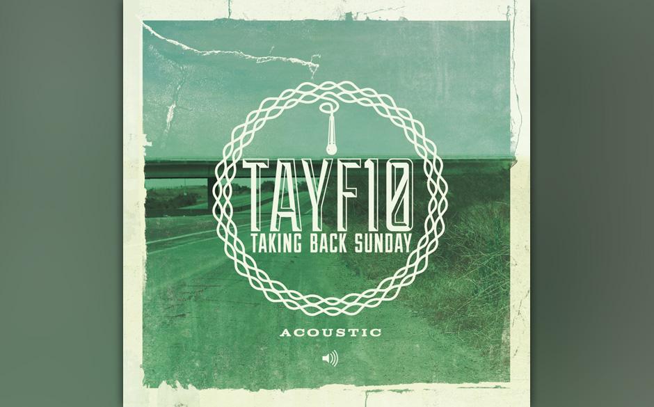 Taking Back Sunday - 'TAYF' (18.6.)