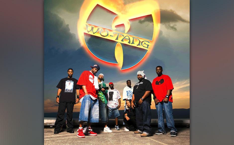 Wu-Tang Clan 'a Better Tomorrow' (Juli)