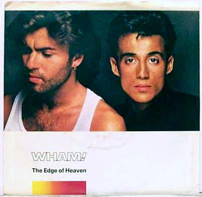 29. Wham: The Edge Of Heaven. Eine seltsamere Wham-Abschiedssingle hätte es nicht geben können. GM inszeniert sich als Mani