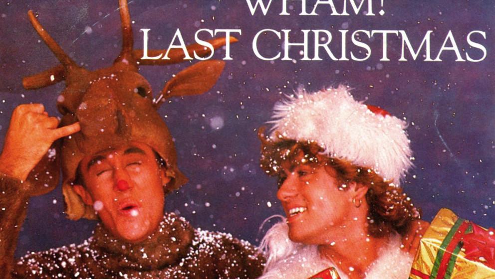 14. Wham: Last Christmas. Heute kann 'Last Christmas' keiner mehr ertragen, ok. Aber wer es schafft, den Song zu hören wie b