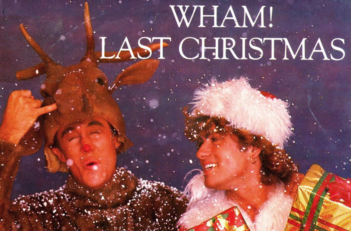 14. Wham: Last Christmas. Ganz ruhig, liebe Leser! Heute kann 'Last Christmas' keiner mehr ertragen, ok. Aber wer es schafft,