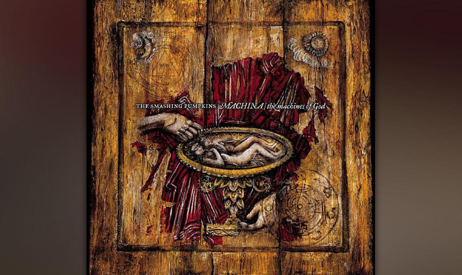 33. Age Of Innocence ('Machina –The Machines Of God', 2000). Kurt und Eddie besangen den Abschied von der Jugend mit Wut