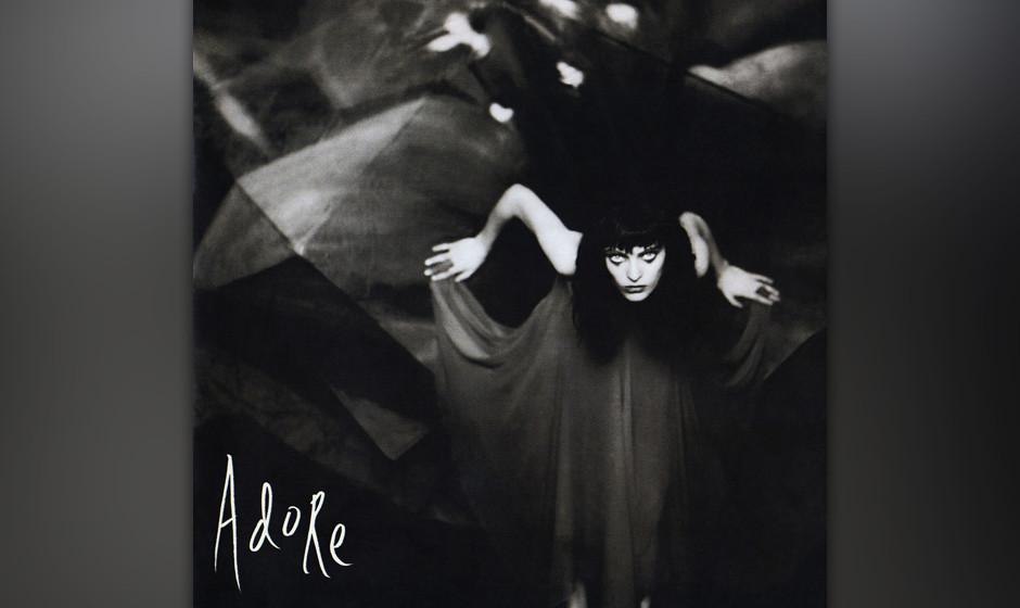 26. Blank Page ('Adore', 1998). Ein elegisches Klavierstück am Ende von 'Adore': sanft und zweistimmig gesungen, ohne polier