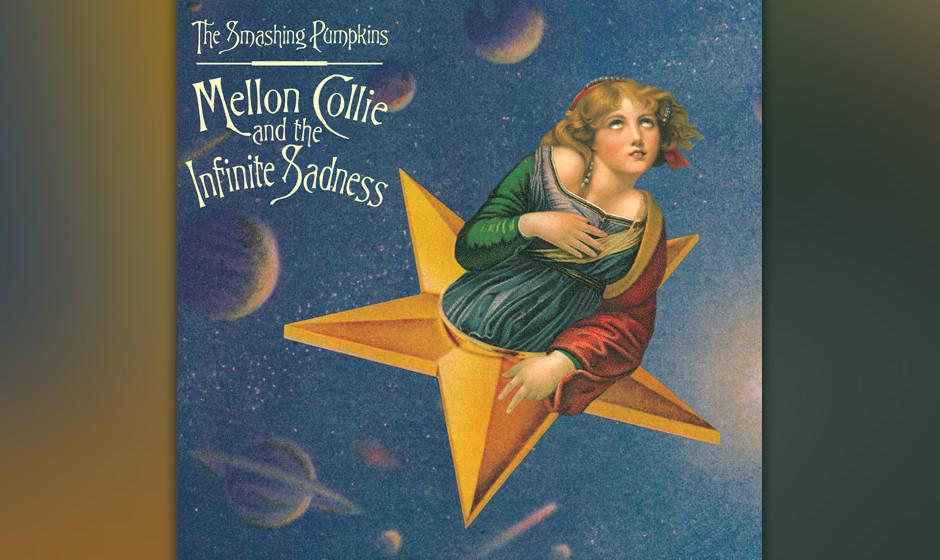 15. Mellon Collie And The Infinite Sadness ('Mellon Collie And The Infinite Sadness', 1995). Das ozeanische Instrumentalstüc