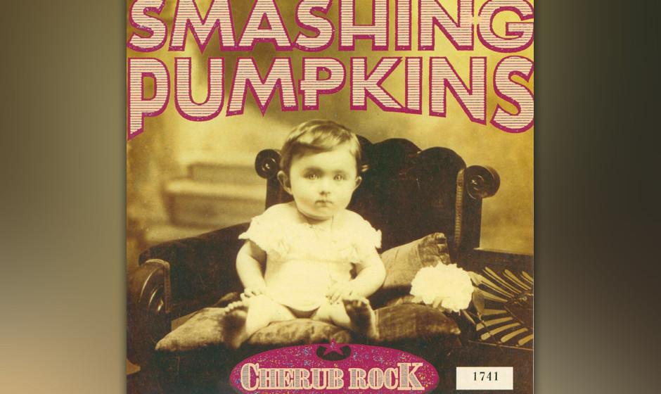 2. Cherub Rock ('Siamese Dream', 1993). Der unvergessliche Überschall-Auftakt von 'Siamese Dream', der die Smashing Pumpkins