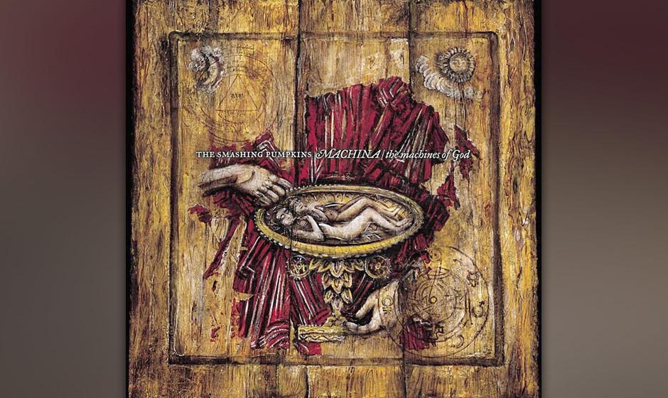 40. Wound ('Machina –The Machines Of God', 2000). 'If You Wait I Will Wait / Taste I Will Taste'. Corgan beherrscht auch