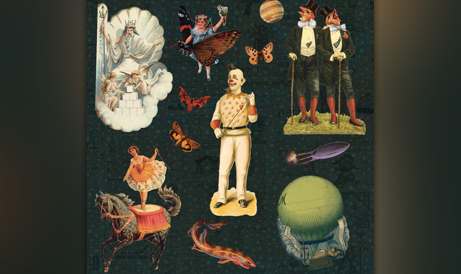 10. Muzzle ('Mellon Collie And The Infinite Sadness', 1995). Die Tiefton-Gitarre dräut: 'I fear that I'm ordinary, just like