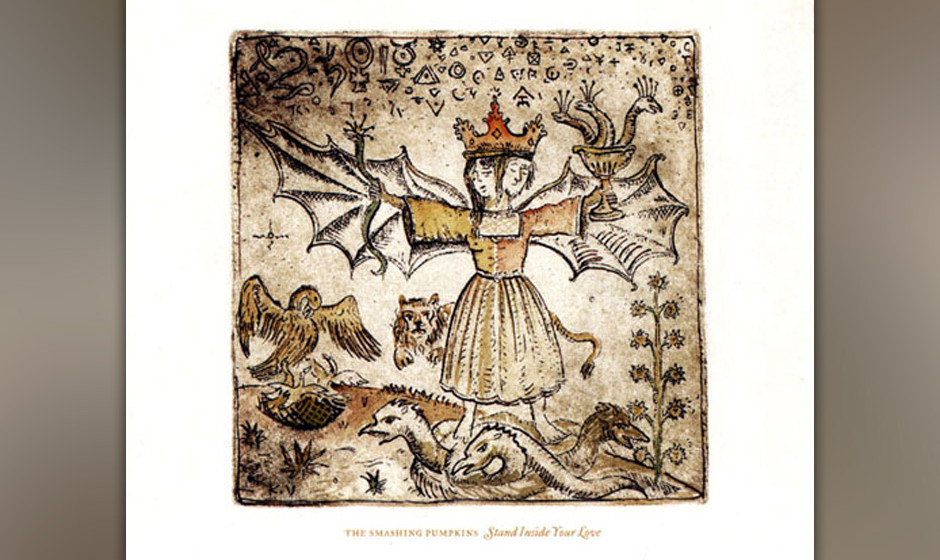 3. Stand Inside Your Love ('Machina –The Machines Of God', 2000). Auf seiner Comeback-Single für die Band darf  Jimmy Ch