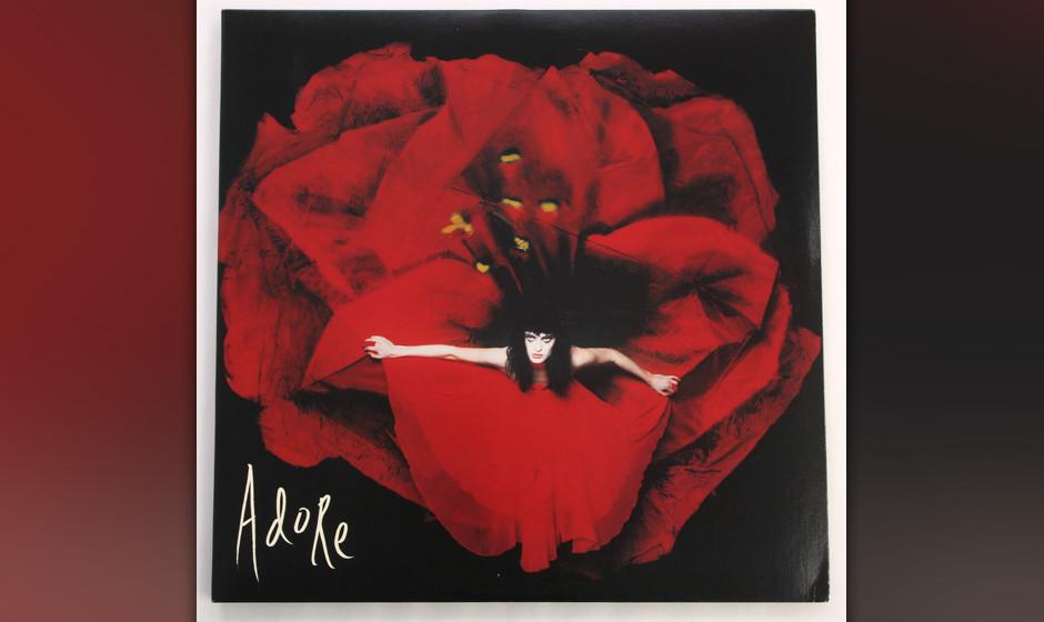 """25. To Sheila ('Adore' 1998). """"You make me real"""" singt Corgan zur sanft gezupften Gitarre und klingt dabei so losgelöst,"""