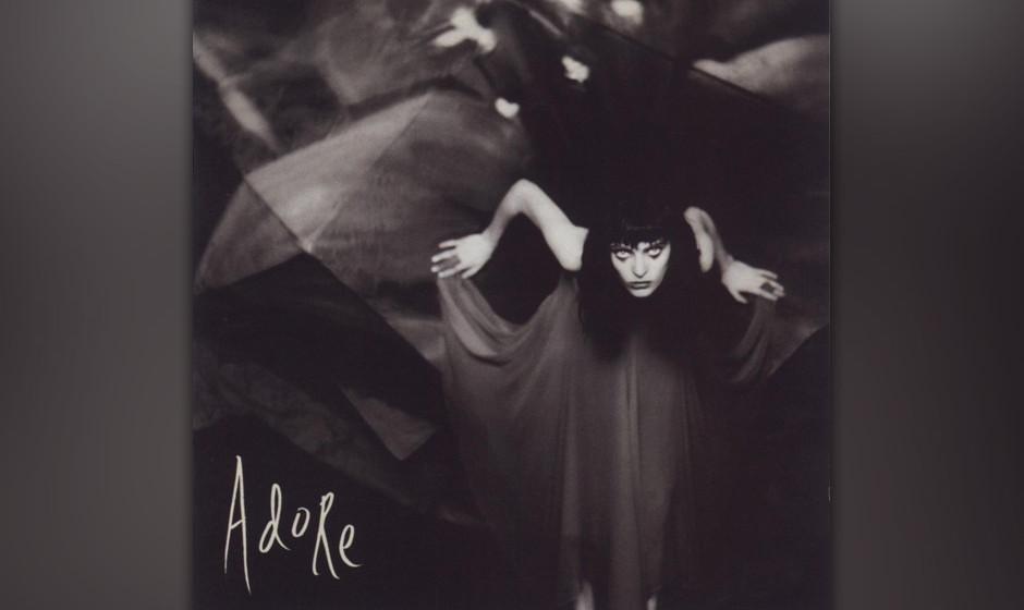 19. Once Upon A Time  ('Adore' 1998). In diesem schmerzhaften Anruf an die verlorene Mutter gelang es Corgan irgendwie, Nosta