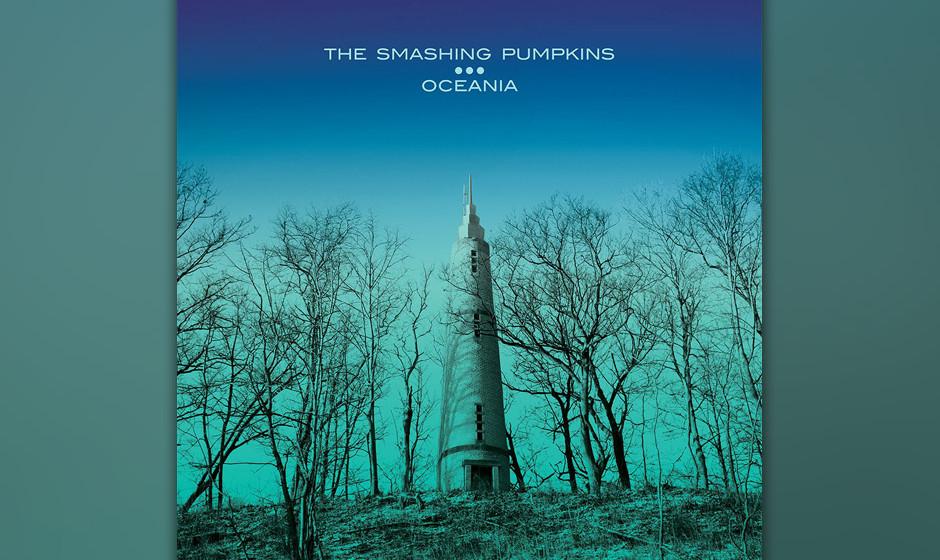 36. Quasar ('Oceania', 2012). Mehr Inszenierung als Song, lotet der Opener – des ersten Pumpkins-Album mit komplett ausgeta