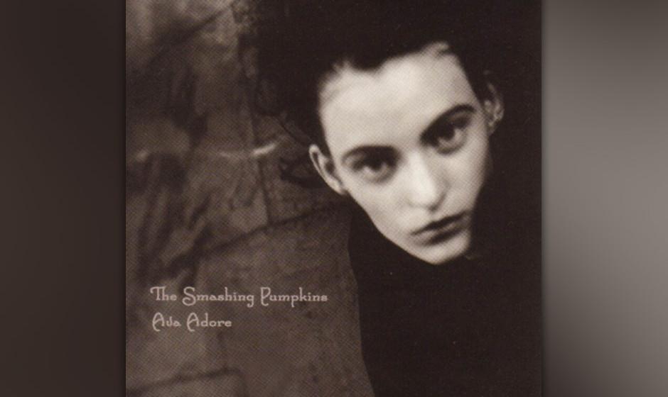 16. Ava Adore ('Adore', 1998). Die Drum Machine nahm unüberhörbar den Platz des strafversetzten Jimmy Chamberlin ein, und B