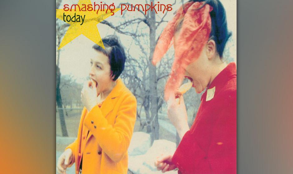 1. Today ('Siamese Dream', 1993). Geklingel und die fräsende Gitarre eröffnen das Stück, das die für Produzent Butch Vig