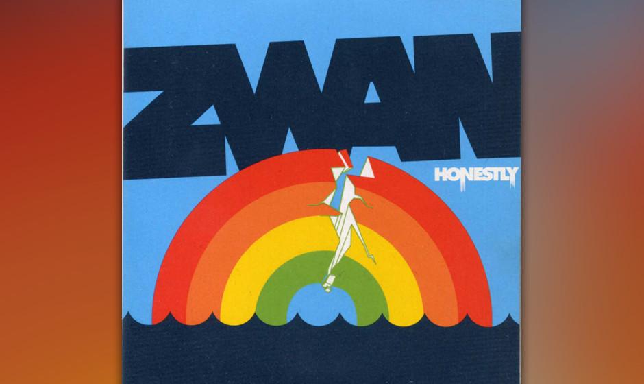 24. Zwan: Honestly ('Mary Star Of The Sea', 2003). Nicht zu unterscheiden von den Pumpkins, erinnert die einzige von zwei Sin