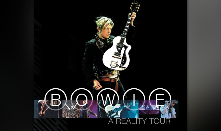David Bowie - A Reality Tour (2004)
