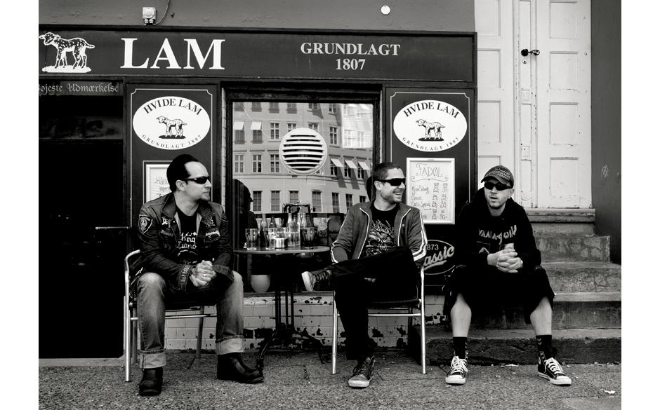 july 2011, Copenhagen