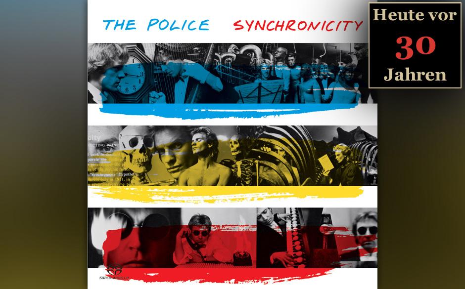 31. Mai 1983: The Police veröffentlichen Synchronicity