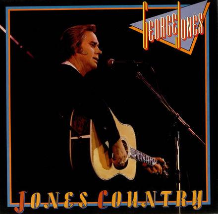 George Jones - Jones Country