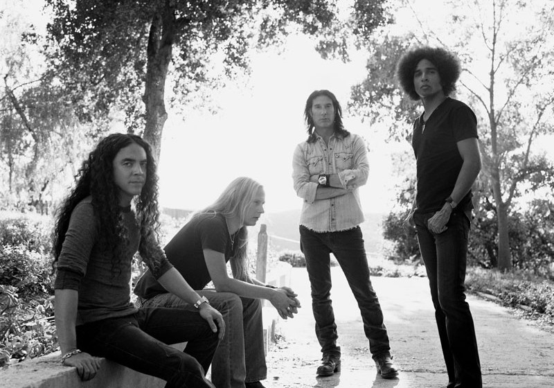 Alice In Chains Promo-Bild 2011