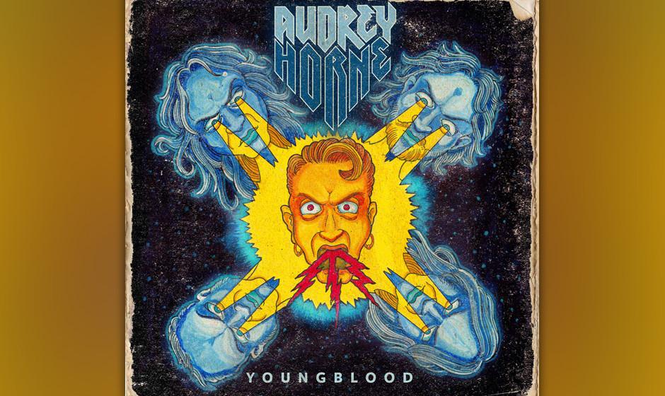 Best Album: Audrey Horne YOUNGBLOOD