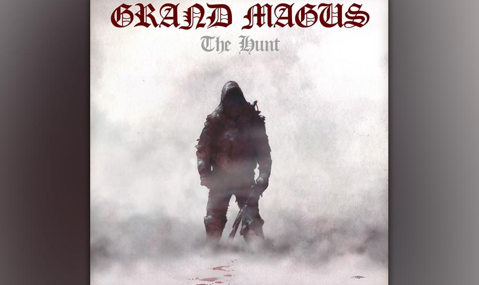 Best Album: GRAND MAGUS THE HUNT
