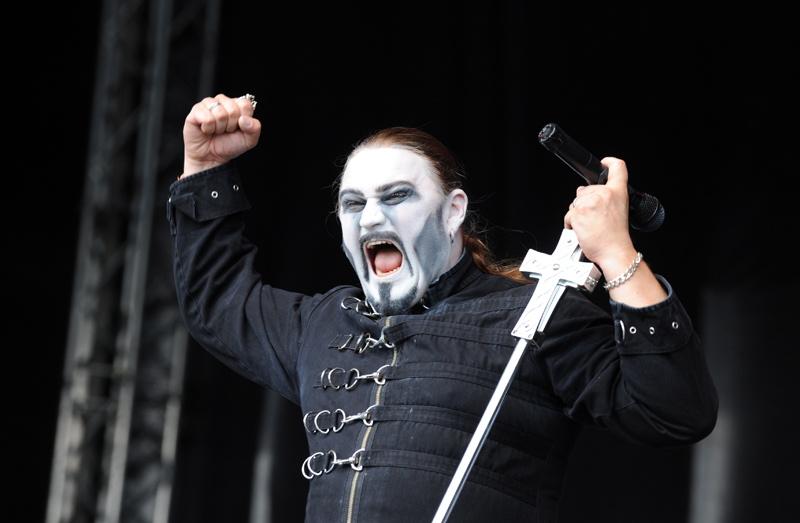 Powerwolf auf dem Metalfest 2012, Dessau