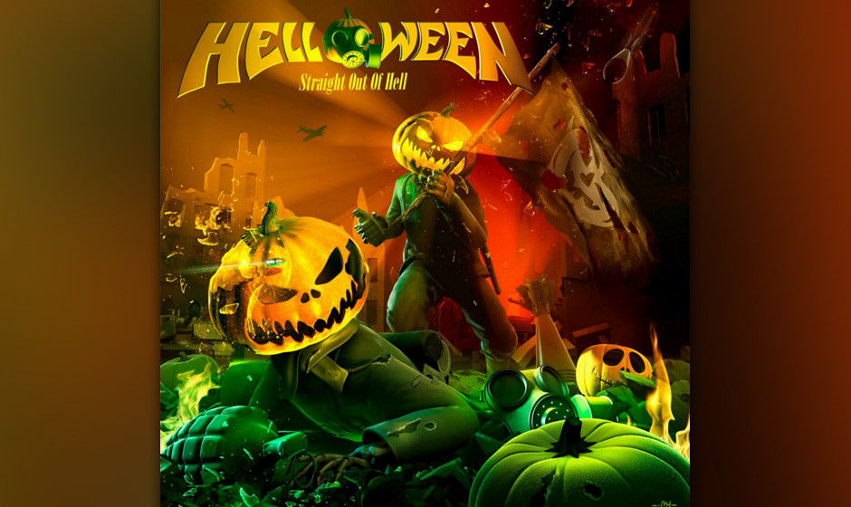 Best Album: HELLOWEEN STRAIGHT OUT OF HELL