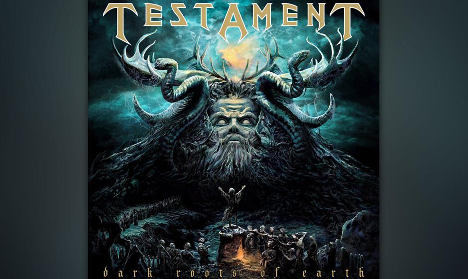 Best Album: Testament DARK ROOTS OF EARTH