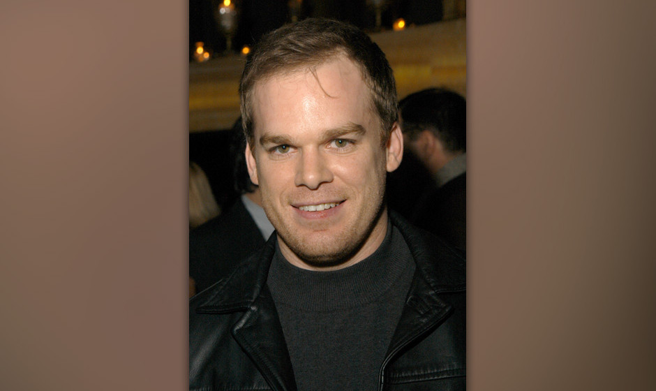 Michael C.Hall during HBO's 'Six Feet Under' Third Season World Premiere - After Party at Capitale in New York City, New York