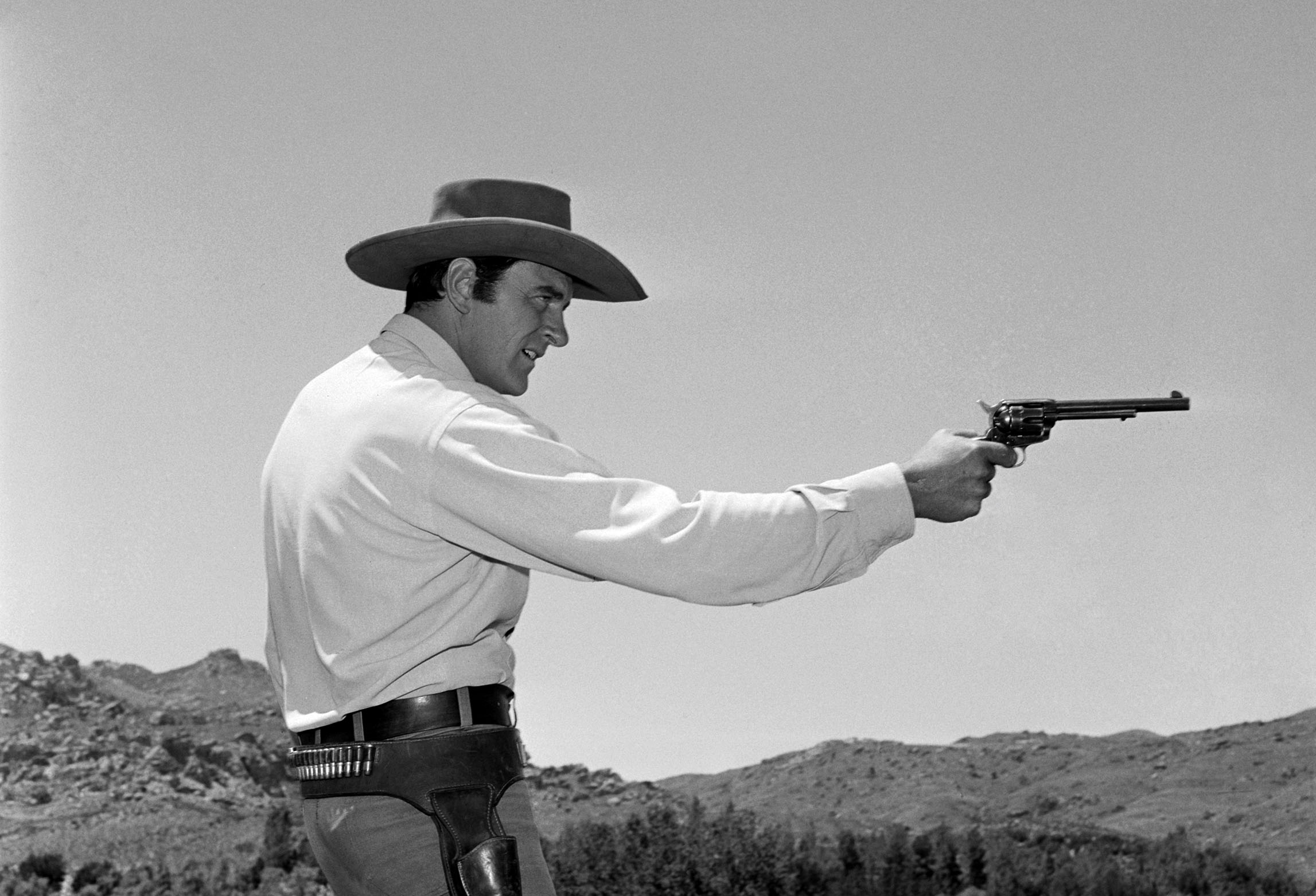 31. Rauchende Colts - Matt Dillon (James Arness)