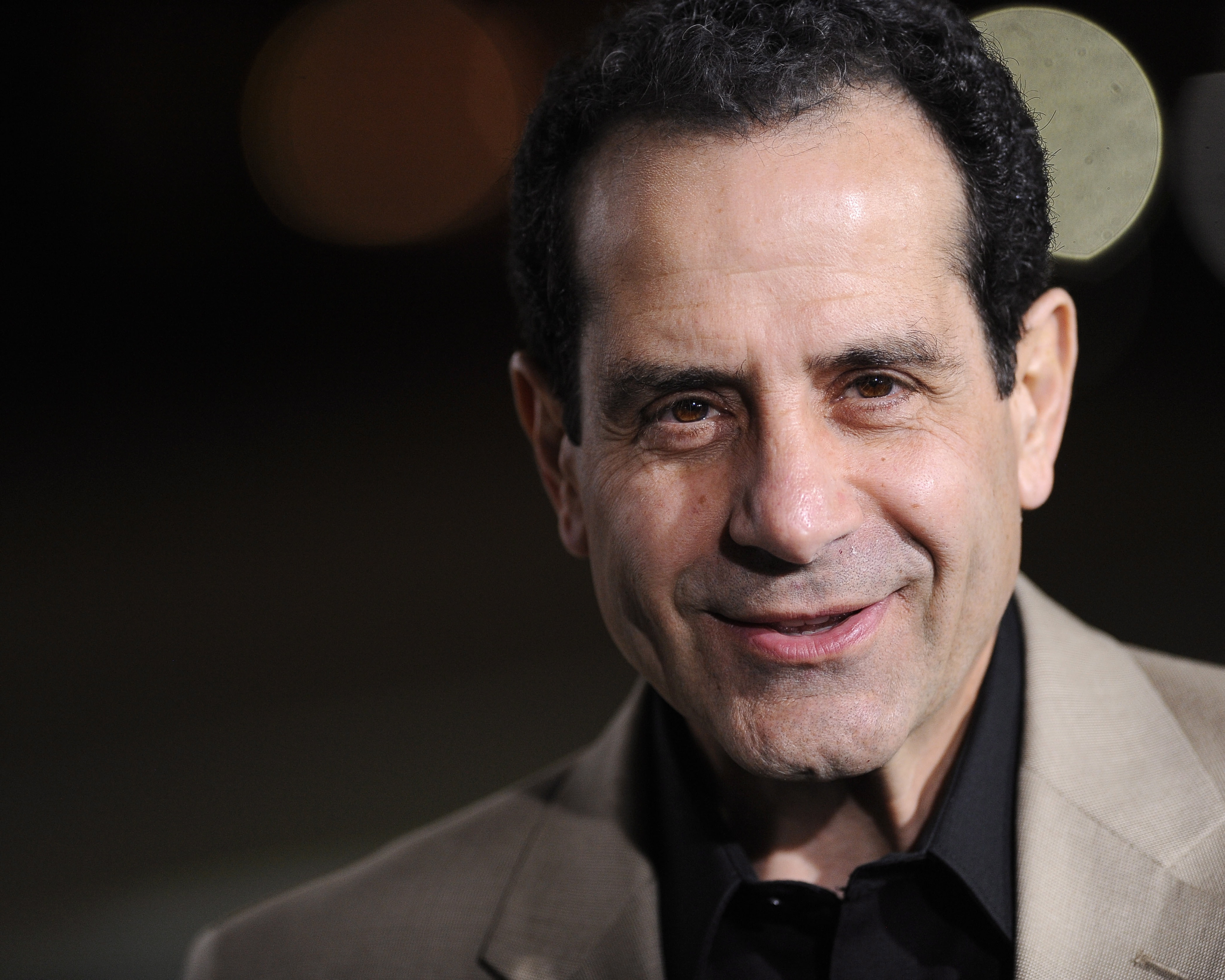 epa02551292 US actor Tony Shalhoub arrives for the world premiere of 'The Rite' in Hollywood, California, USA 26 January 2011