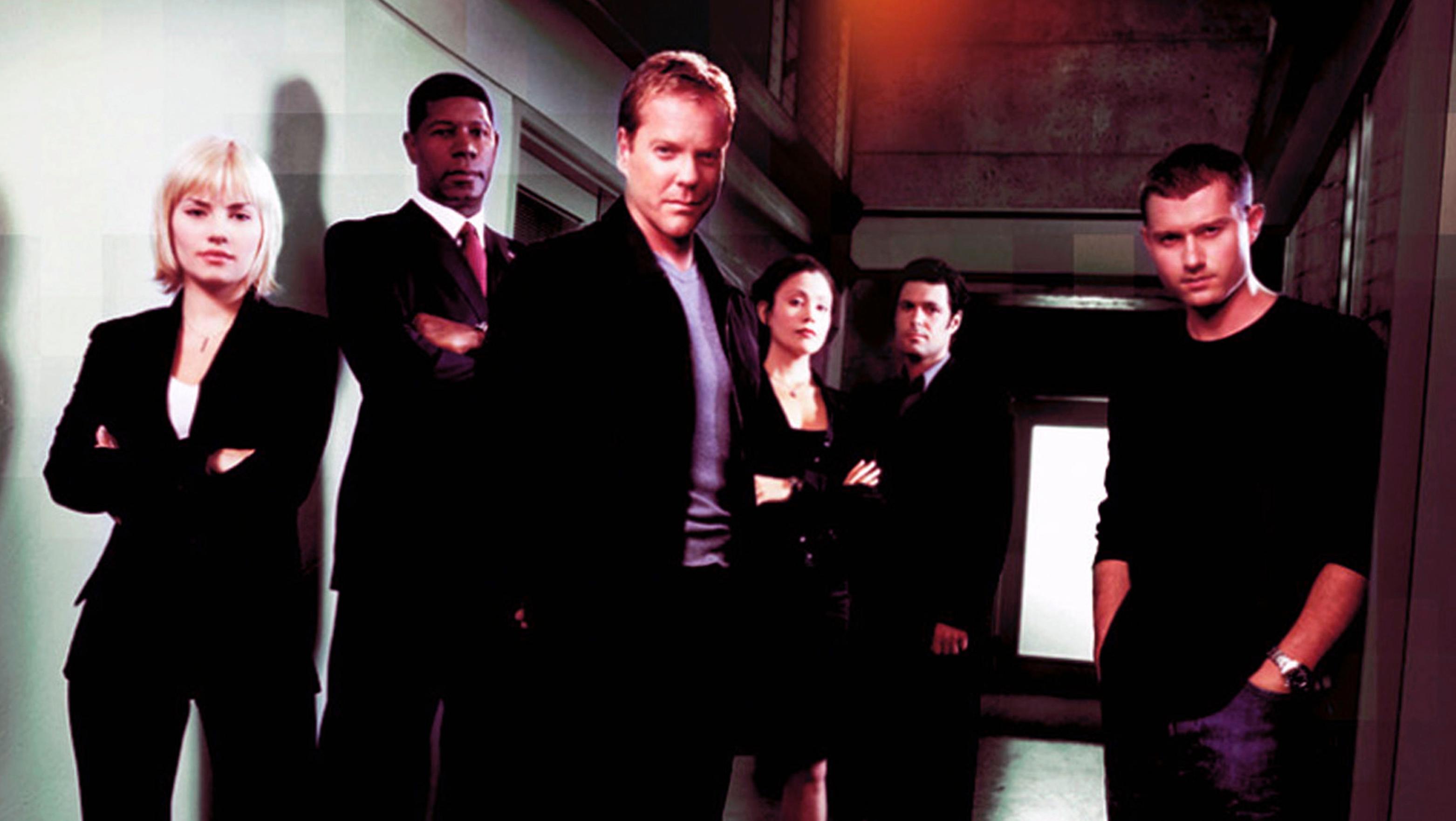 Für Kiefer Sutherland die Rolle seines Lebens, und nebenbei erfanden die Drehbuchautoren die 'Echtzeitserie'. Wegen der Werb