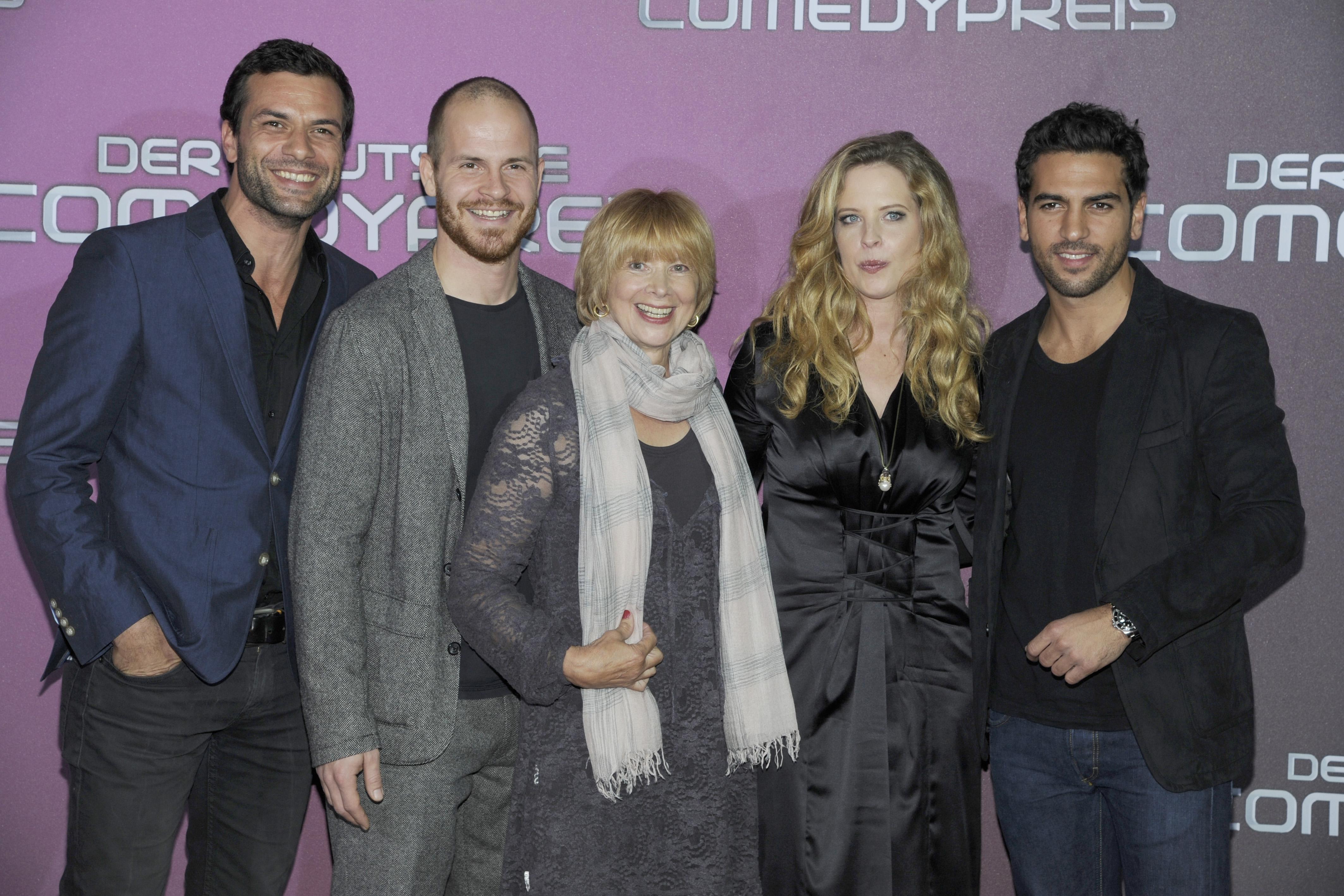 Das Team von Doctors Diary,  Roter Teppich, Red Carpet Show, Verleihung des Deutschen Comedy-Preises Deutscher Comedypreis 20
