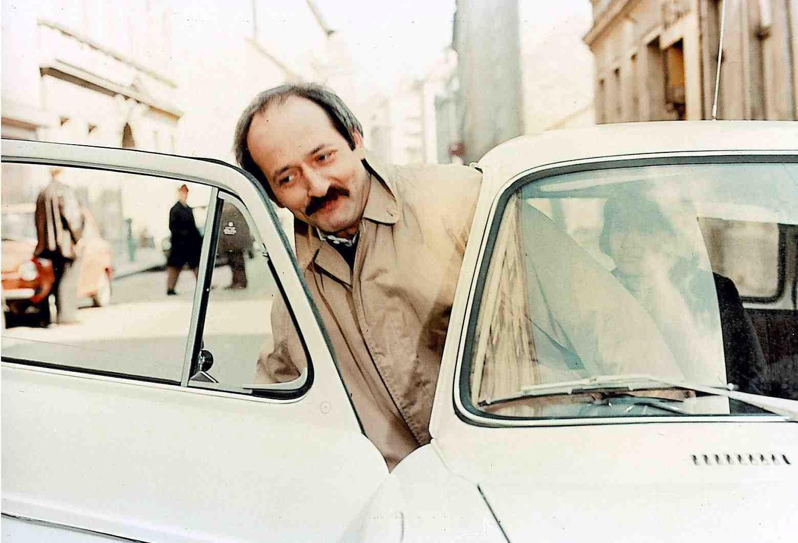 Kottan Ermittelt  (1976) Peter Vogel Kommissar Kottan (Peter Vogel) ermittelt Regie:  ,