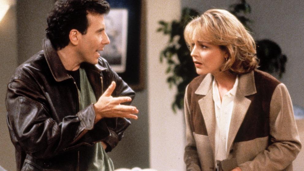 34. Verrückt nach dir - Jamie Buchman (Helen Hunt)  In den 90er-Jahren konnte man um Mitternacht von einer Wohnung in einem