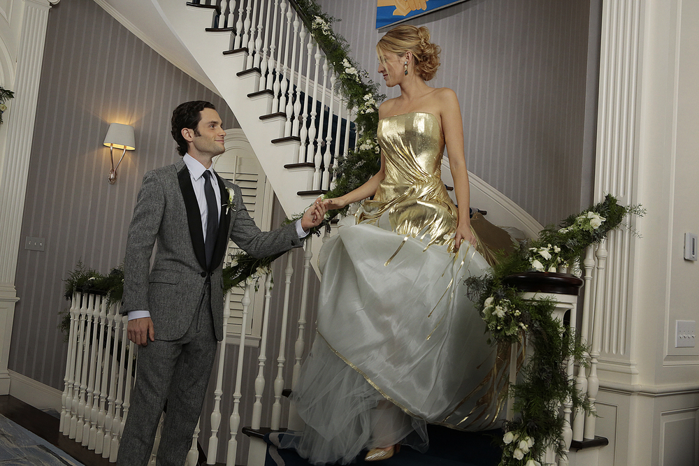 Image #: 20545465    GOSSIP GIRL-- 'New York, I Love You XOXO' --   image GO610C_0328 Pictured (L-R): Penn Badgley as Dan Hum