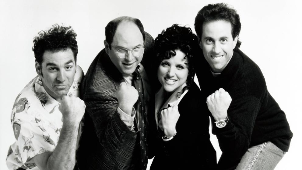 51. Seinfeld - Jerry Seinfeld (Jerry Seinfeld)  Jerry Seinfeld ist Amerikas wohlhabendster Komiker und nahm mit seinem Co-Aut