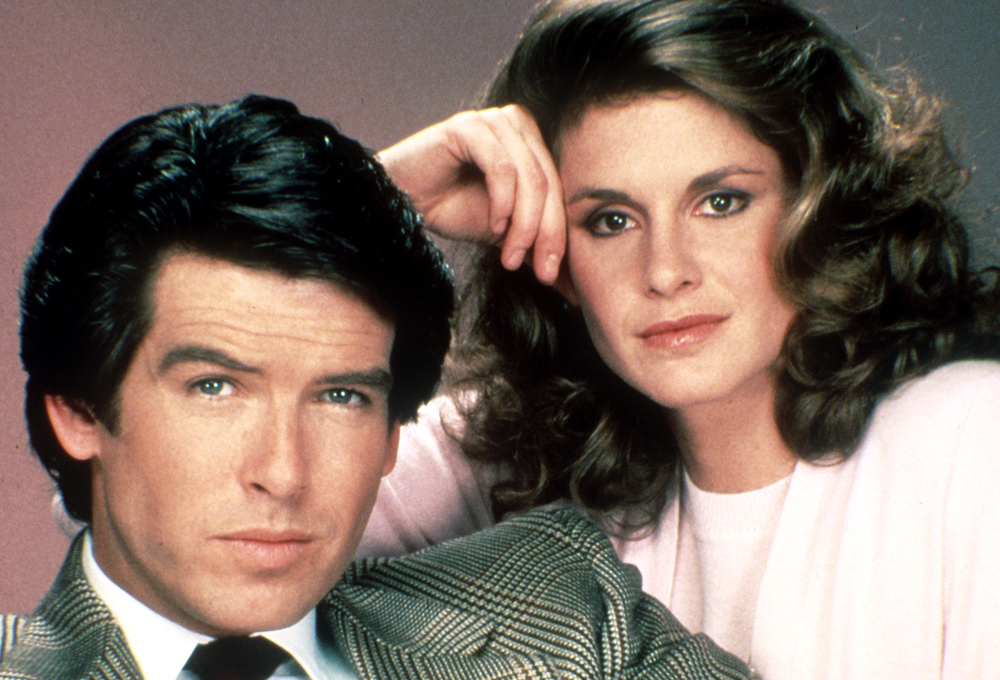 38. Remington Steele -  Remington Steele (Pierce Brosnan)